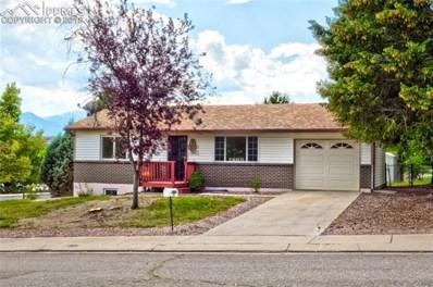 5202 Tomah Circle, Colorado Springs, CO 80918 - MLS#: 3546158