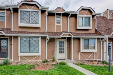 3912 Donney Brook Court, Colorado Springs, CO 80906 - MLS#: 3563232