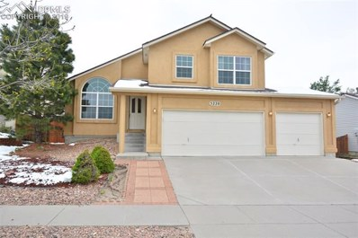 5220 Spoked Wheel Drive, Colorado Springs, CO 80923 - #: 3563899