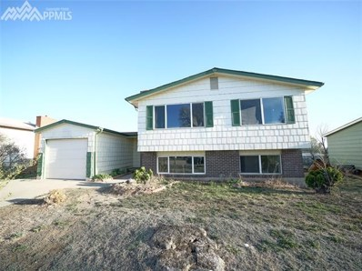 580 Calle Entrada, Fountain, CO 80817 - MLS#: 3578217