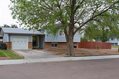 6675 Defoe Place, Colorado Springs, CO 80911 - MLS#: 3586581
