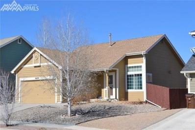 4694 Skywriter Circle, Colorado Springs, CO 80922 - MLS#: 3589680