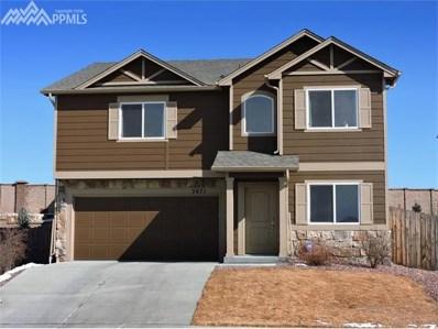 3671 Reindeer Circle, Colorado Springs, CO 80922 - MLS#: 3594300