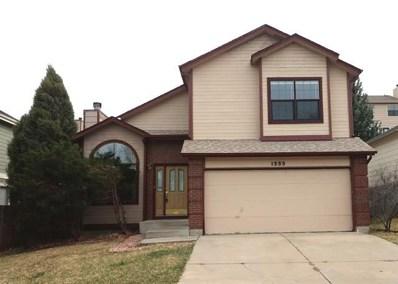 1335 Hamstead Court, Colorado Springs, CO 80907 - MLS#: 3596836