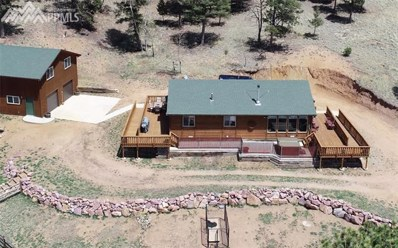 96 Apache Circle, Florissant, CO 80816 - MLS#: 3609813