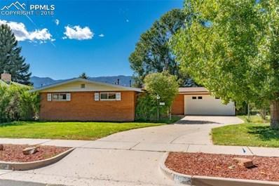 1026 N Logan Avenue, Colorado Springs, CO 80909 - MLS#: 3619766