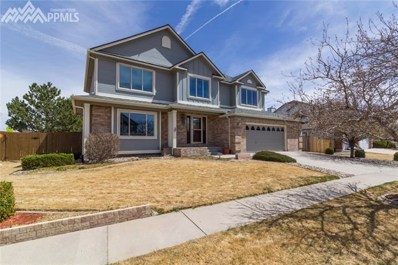 9045 Salford Lane, Colorado Springs, CO 80920 - MLS#: 3621596