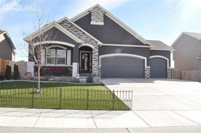 7633 Bonterra Lane, Colorado Springs, CO 80925 - MLS#: 3627324