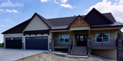 604 Pioneer Haven Point, Palmer Lake, CO 80133 - MLS#: 3630622