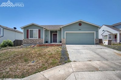 1271 Ancestra Drive, Fountain, CO 80817 - MLS#: 3630983