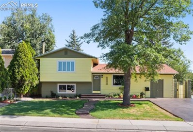 2575 Nadine Drive, Colorado Springs, CO 80916 - MLS#: 3633728