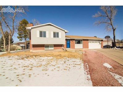 7120 Trails End Court, Colorado Springs, CO 80911 - MLS#: 3634904