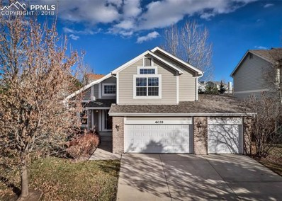 6035 Mapleton Drive, Colorado Springs, CO 80918 - MLS#: 3639419