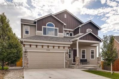 2323 Majestic Plains Court, Colorado Springs, CO 80915 - MLS#: 3644292