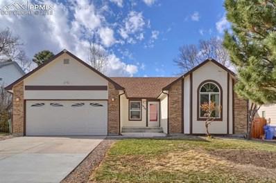 1970 Heatherdale Drive, Colorado Springs, CO 80915 - MLS#: 3644725