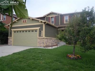 6803 Silverwind Circle, Colorado Springs, CO 80923 - MLS#: 3654629