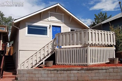 109 Elk Path, Manitou Springs, CO 80829 - MLS#: 3659963