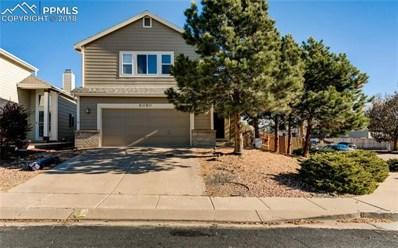 6080 Desoto Drive, Colorado Springs, CO 80922 - MLS#: 3661084