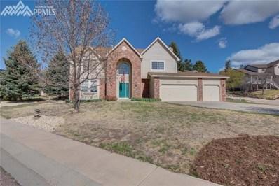 7210 Sagerock Court, Colorado Springs, CO 80919 - MLS#: 3662945