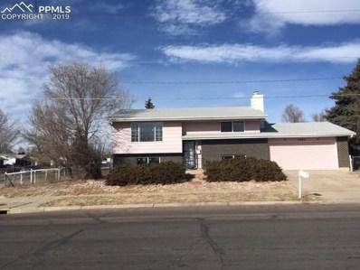 3602 Michigan Avenue, Colorado Springs, CO 80910 - MLS#: 3668333