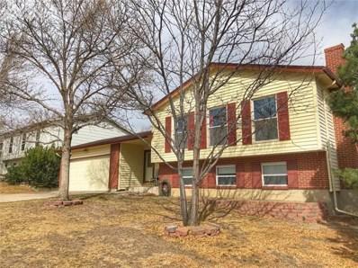 5115 Bridle Place, Colorado Springs, CO 80918 - MLS#: 3678693