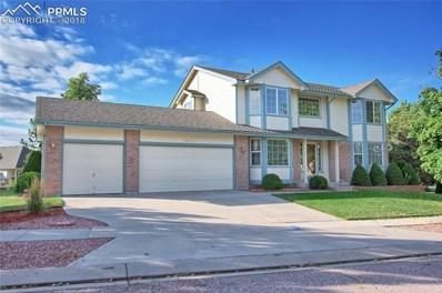 9970 Bridgeport Drive, Colorado Springs, CO 80920 - MLS#: 3686670