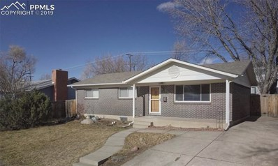 2114 Mount Vernon Street, Colorado Springs, CO 80909 - MLS#: 3689354