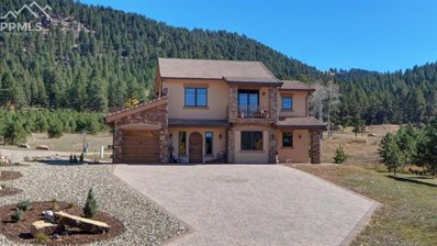 841 Majestic Parkway, Woodland Park, CO 80863 - MLS#: 3689617