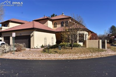 1870 Paseo Del Oro Street, Colorado Springs, CO 80904 - MLS#: 3690524