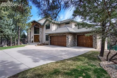751 Silver Oak Grove, Colorado Springs, CO 80906 - MLS#: 3695407