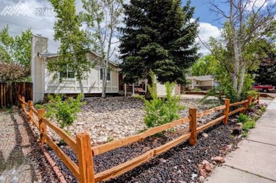 2018 N Whitehorn Drive, Colorado Springs, CO 80920 - MLS#: 3704614
