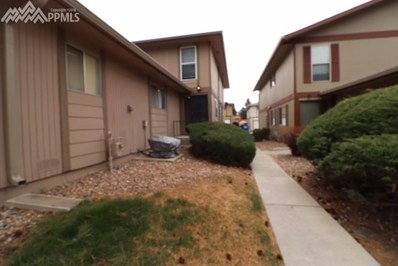 4843 Sonata Drive UNIT C, Colorado Springs, CO 80918 - MLS#: 3709443