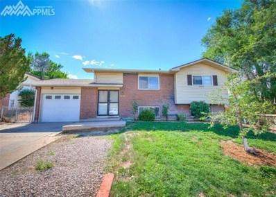 6830 Kipling Street, Colorado Springs, CO 80911 - MLS#: 3715844