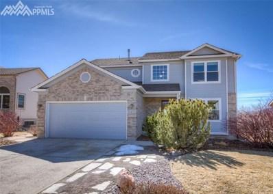 15435 Jessie Drive, Colorado Springs, CO 80921 - MLS#: 3716015