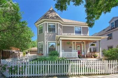 112 E Washington Street, Colorado Springs, CO 80907 - MLS#: 3718093