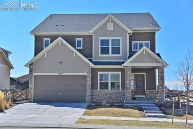 7205 Horizon Wood Lane, Colorado Springs, CO 80927 - MLS#: 3720005