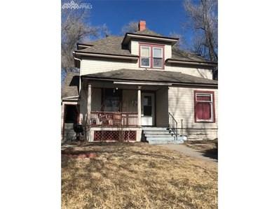 1018 E Platte Avenue, Colorado Springs, CO 80903 - MLS#: 3727397