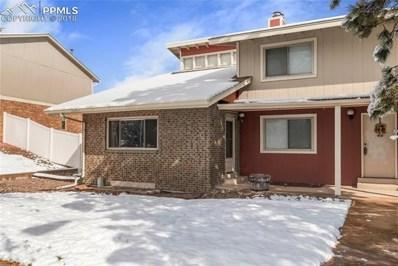 360 W Rockrimmon Boulevard UNIT A, Colorado Springs, CO 80919 - MLS#: 3730880