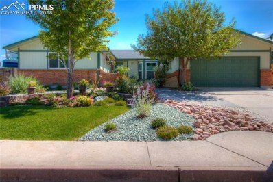 6441 Dewsbury Drive, Colorado Springs, CO 80918 - MLS#: 3730943