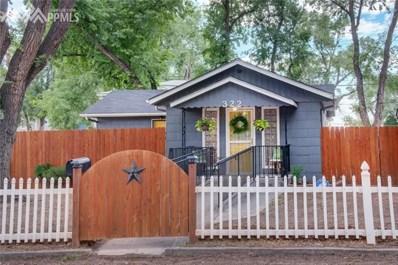 322 Park Lane, Colorado Springs, CO 80905 - MLS#: 3735489