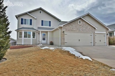 6421 Borough Drive, Colorado Springs, CO 80923 - MLS#: 3742209