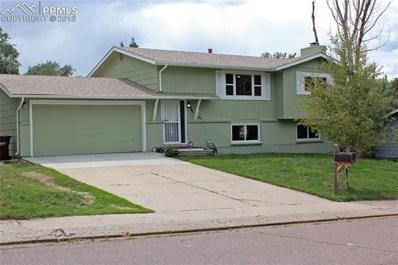 4645 N Enchanted Circle, Colorado Springs, CO 80917 - MLS#: 3748224