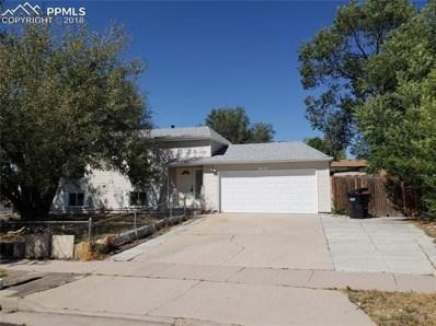 3920 Morley Drive, Colorado Springs, CO 80916 - MLS#: 3754824