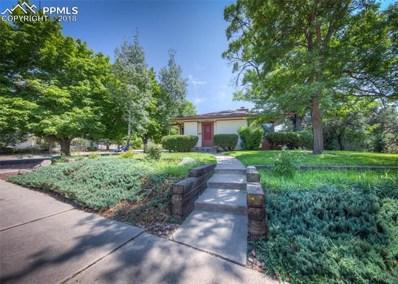 1527 Palmer Park Boulevard, Colorado Springs, CO 80909 - MLS#: 3755100