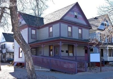 129 N Wahsatch Avenue, Colorado Springs, CO 80903 - MLS#: 3762527
