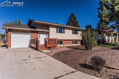 54 Watson Boulevard, Colorado Springs, CO 80911 - MLS#: 3767156