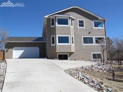 14539 River Oaks Drive, Colorado Springs, CO 80921 - MLS#: 3778489
