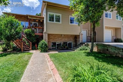 212 Rockledge Court, Manitou Springs, CO 80829 - #: 3778633