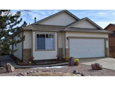 109 Columbine Road, Palmer Lake, CO 80133 - MLS#: 3779513