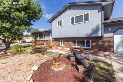 5402 La Porte Drive, Colorado Springs, CO 80918 - MLS#: 3779649